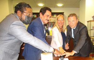 """ITALIA: Embajada de RD abre la exposición """"Mensajeros del Arte"""""""