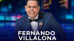 Merenguero Fernando Villalona actuará este lunes en Jet SetClub