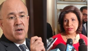 Cedeño y Domínguez Brito dicen delincuencia aumenta en el país