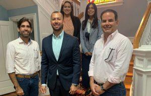 Empresas dominicanas participan en una exhibición en Washington