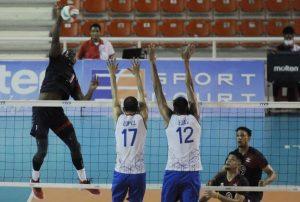 RD derrota a Puerto Rico en el Panamericano de Voleibol Varonil