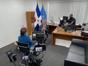 Iván Ruiz agradece apoyo en la cobertura especial desde la ONU