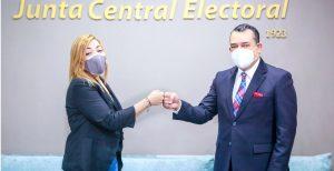 Honduras agradece apoyo de JCE en elecciones primarias