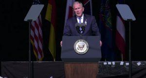 EU: Expresidente Bush se suma al llamamiento de unidad de Biden