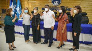 Instalan comité gestor del Club de Donantes de Banco de Sangre