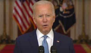 Biden dice que EEUU defendería a Taiwán de un ataque de China