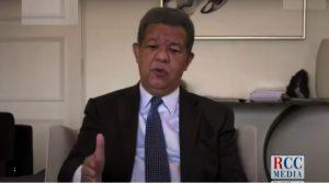 Leonel opuesto a otra reforma en RD; la considera «improcedente»