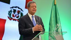 Leonel Fernández dice Fuerza del Pueblo no está en campaña