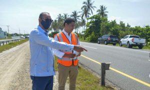 MOPC inicia reparación barandas de seguridad de las carreteras