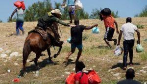 Haití critica maltrato a migrantes en frontera sur Estados Unidos