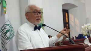 Academia de Ciencias reconoce al economista Miguel Sang Ben