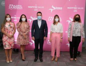 MAPFRE ARS y Sirena anuncian jornadas contra cáncer de mama