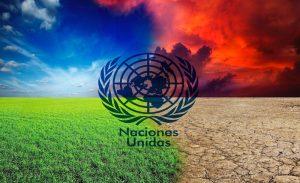 ONU ve urgente países redoblen  esfuerzos contra cambio climático
