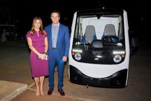 LR Caribbean presenta un nuevo vehículo eléctrico de calle