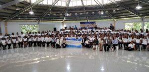 FIADASEC e INAFOCAM gradúan 343 docentes en valores de la paz