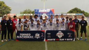 Región sureste gana I Edicióndel Juego de Estrellas de Fútbol