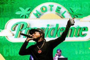 Hotel Presidente cierra primer fin de semana a ritmo de reguetón