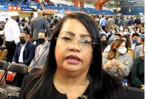 Diputada agradece al Presidente aprobación de tres propuestas