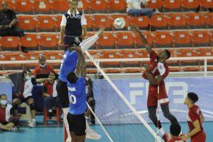 RD gana y provoca triple empate en Copa Panamericana Voleibol
