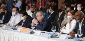 Oposición RD hace sugerencias para enriquecer diálogo nacional