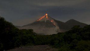 GUATEMALA: Confirman el fin de la erupción del volcán de Fuego