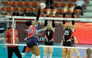 Selección femenina de RD vence a México en Panamericano Voleibol