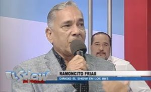 Fallece de un infartoel productor de televisión Ramoncito Frías