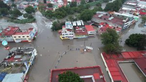MEXICO: Al menos 16 muertos por la inundación de un hospital