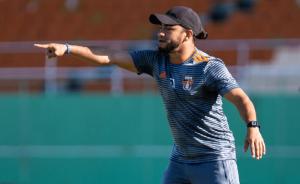 Técnico Edward Acevedo es nuevo entrenador del Atlético Vega Real
