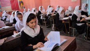AFGANISTAN: Talibanes excluyen niñas de la enseñanza secundaria