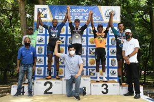 Alberto Ramos y Marlies Mejías ganan Vuelta Ciclista Cero de Oro