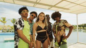 Española Almudena Ruiz lanza el video de su canción «Punta Cana»