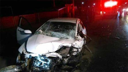 MONTE PLATA: Accidente deja 2 jóvenes muertos y tres heridos