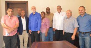 Comité Ejecutivo del COD ratifica  integrantes de las comisiones