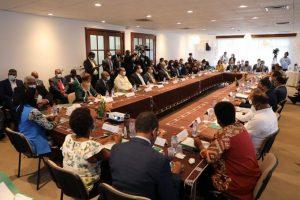 Diálogo por reformas del Estado destaca en semana dominicana