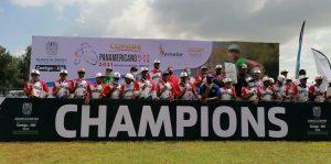 RD se corona campeón en torneo Panamericano de Béisbol U-12