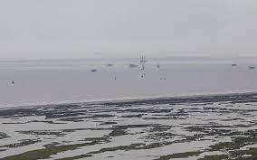 Hallan vertido petróleo 22 km en Golfo de México tras de huracán
