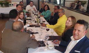 NY: Director Aduanas RD se reúne con embarcadores dominicanos