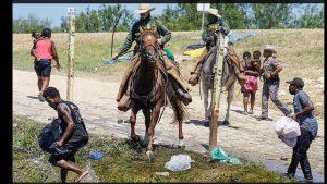 EEUU: Biden tilda «horrorosas» imágenes hostigando haitianos