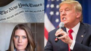 EU: Trump demanda NY Times y a sobrina por exponer sus datos