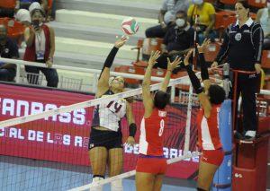 República Dominicana dispone de Cuba en la Copa Panam de Voleibol
