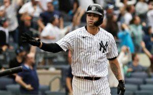 Gary Sánchez pega grand slam y otro jonrón pero Yankees pierden
