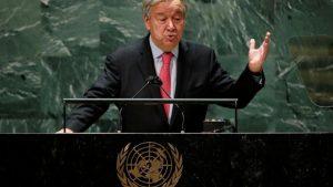 ONU reprende al mundo por la distribución desigual de vacunas