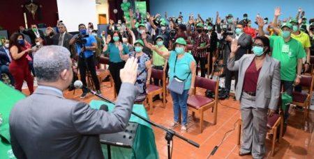 Leonel dice en Nueva York a la FP no penetrará dinero narcotráfico