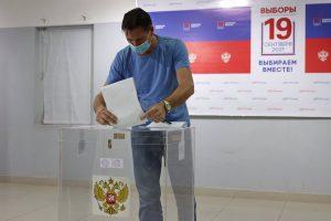 RUSIA: Resultados de legislativas dan esperanzas a la oposición