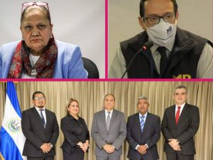 EEUU sanciona siete funcionarios de El Salvador y Guatemala