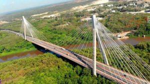 OP abre este martes carriles del puente Mauricio Báez, en SPM