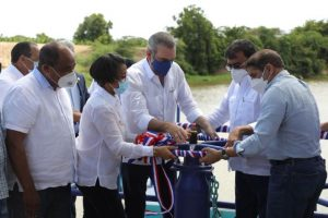Abinader asegura el proyecto de Manzanillo avanza a pasos firmes