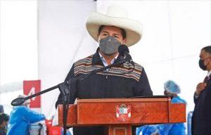 PERU: Pedro Castillo entona «mea culpa» por falta mujeres Gobierno