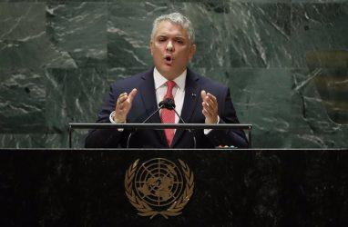 NUEVA YORK: Colombia pide «elecciones libres» Venezuela